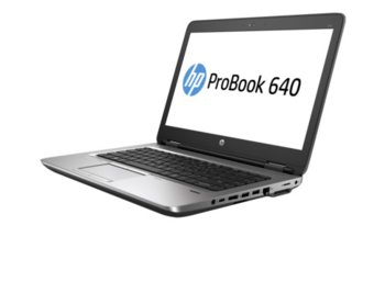 HP Inc. ProBook 640 G2 i5-6200U W10P 256/8GB/DVR/14'  Y8R15EA