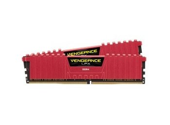 Corsair DDR4 Vengeance LPX 32GB/2400 (2*16GB) CL14-16-16-31 RED