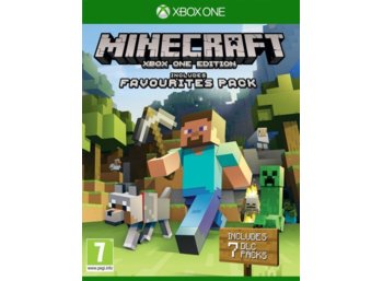 Microsoft Minecraft Favourites Xbox One 44Z-00040