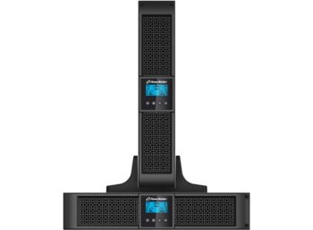 PowerWalker UPS  LINE-INTERACTIVE 1000VA 8X IEC OUT, RJ11/RJ45   .IN/OUT, USB/RS-232, LCD, RACK 19''