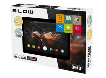 BLOW GreyTAB10.4 HD LTE