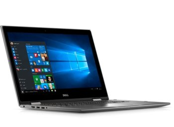 Dell Inspiron 5368 W10 i3-6100U/500GB/4GB/Intel HD/KB-Backlit/Touch/42WHR/Silver/2Y