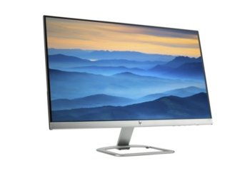 HP Inc. 27'' Monitor 27es 16:9 IPS LED 1920x1080(FHD) 7ms 10M:1 VGA 2xHDMI