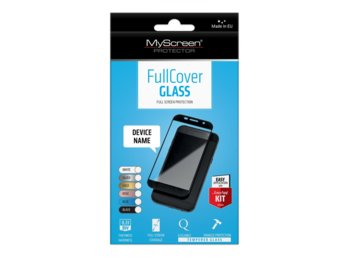 MyScreen Protector  FullCover Szkło do Apple iPhone 7 Plus Biały