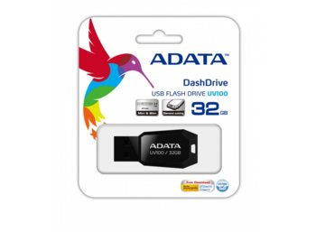 Adata DashDrive Value UV100 32 GB USB2.0 czarny