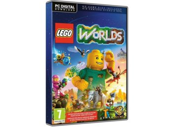 Gra PC Lego Worlds