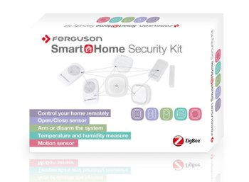 Ferguson Smart Home Securiti Kit