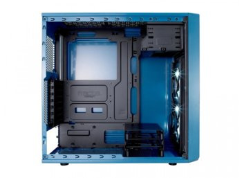 Fractal Design Focus G Window Blue 3.5'HDD/2.5'SDD uATX/ATX/ITX