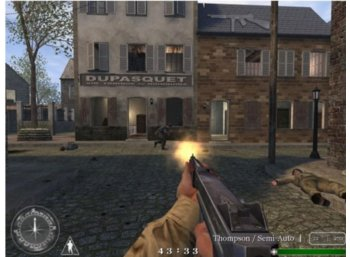 Activision Gra PC Call of Duty 1