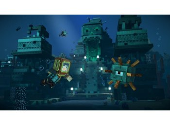 Techland Gra Xbox 360 Minecraft Story Mode - Season 2
