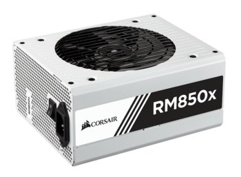 Corsair RMX Series 850W Full-Modular 80Plus GOLD RMx White Series. RM850x