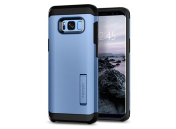 SPIGEN SGP  Tough Armor Blue Coral Etui Galaxy S8