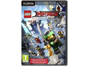 Cenega Gra PC Lego Ninjago Movie Videogame